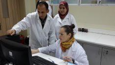 ODÜ, Laboratuvarlarıyla Uluslararası Alanda da Alt Yapı Sağlıyor