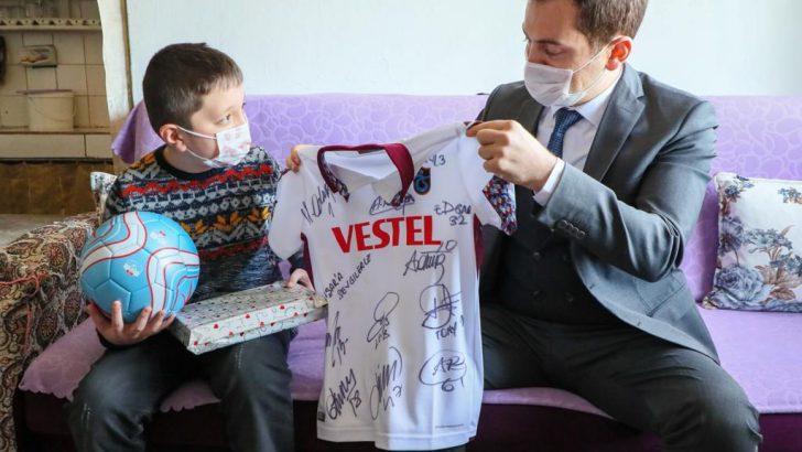Yaşar İstediği Trabzonspor Formasına Kavuştu