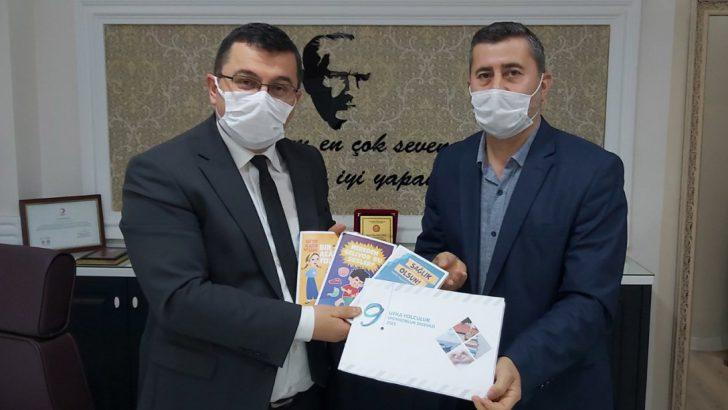 Ordu İdeal Gençlik ve Spor Kulübü Bekyürek'i ziyaret etti.