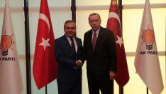 AK PARTİ ORDU'DA HALİT TOMAKİN'LE DEVAM KARARI ALINDI