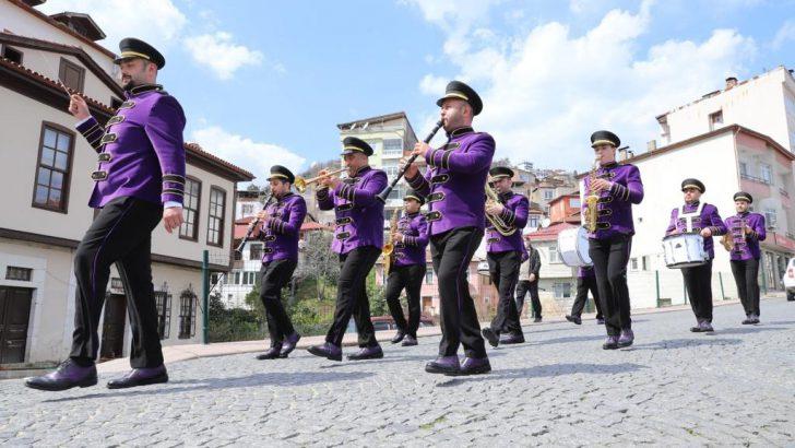 Ordu büyükşehirden 100. Yıl konseri
