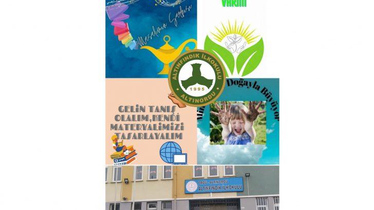 Altınfındık İlkokulu Yenilikçi Çalışmalarda Öncü Oluyor