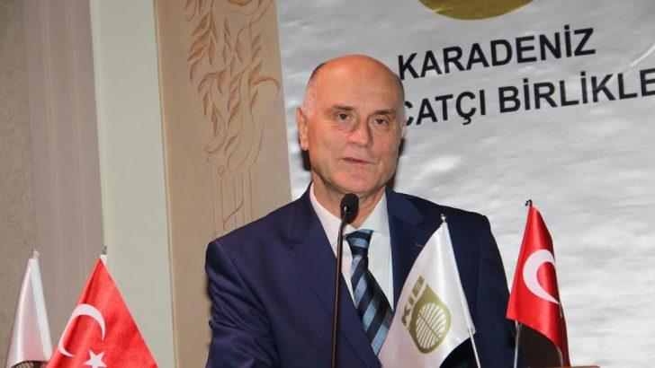 """EDİP SEVİNÇ: """"FINDIK ÜRETİCİSİNİN KAZANCI BİZİM KIRMIZI ÇİZGİMİZDİR"""""""