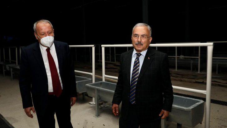 FATSA AB STANDARDINDA BİR TESİSE KAVUŞUYOR