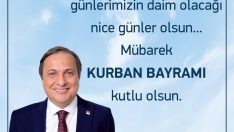 CHP GENEL BAŞKAN YARDIMCISI TORUN'DAN BAYRAM MESAJI