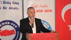 ORDU'DA BEM- BİR- SEN EĞİTİM VE İSTİŞARE TOPLANTISI YAPTI