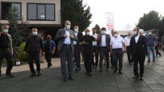 MÜSİAD'DAN ORDU'YA YATIRIM ZİYARETİ